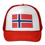 Norway - Norwegian Flag Trucker Hat