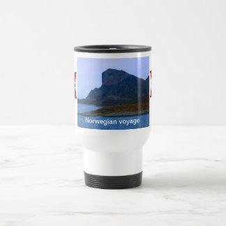 Norway, Norwegian voyage 15 Oz Stainless Steel Travel Mug