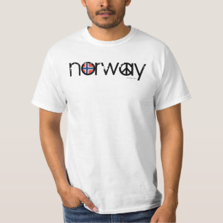 Norway Peace T-Shirt