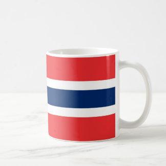 Norway Pentagram mug