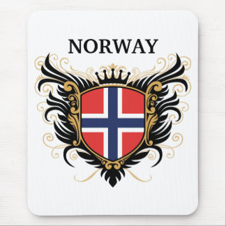 Norway [personalize] mouse pad