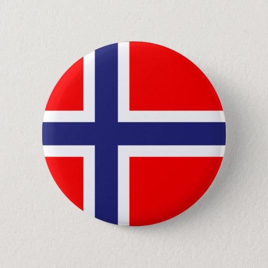 Norway Pinback Button