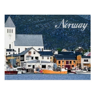 Norway Post Cards