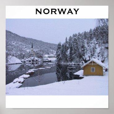 JackassPenguinShow Norway poster