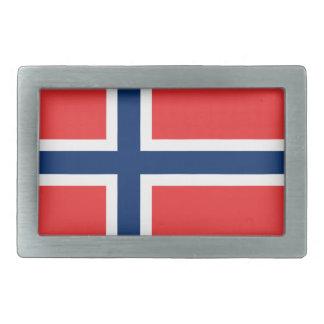 Norway Pride Oval Belt Buckles