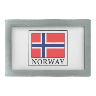 Norway Rectangular Belt Buckle