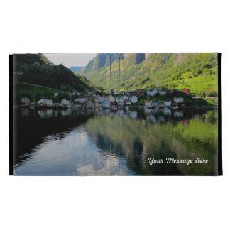 Norway Reflections iPad Folio Cover