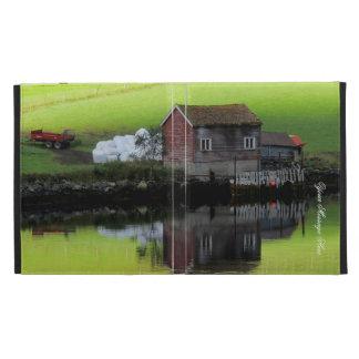 Norway Reflections iPad Folio Covers
