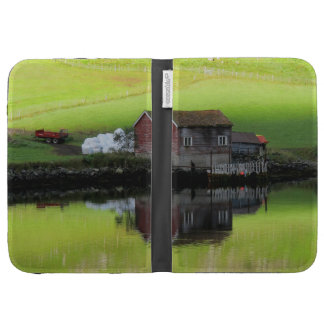 Norway Reflections Kindle 3 Case