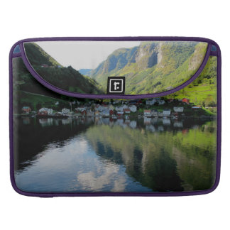 Norway Reflections Sleeve For MacBooks