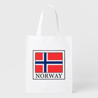 Norway Reusable Grocery Bag