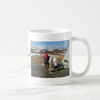 Norway, Sami settlement in Lapland Coffee Mug