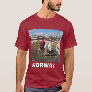 Norway, Sami settlement in Lapland T-Shirt