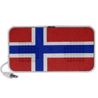 Norway Scandinavia Portable Speaker