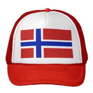 Norway Scandinavia Trucker Hats