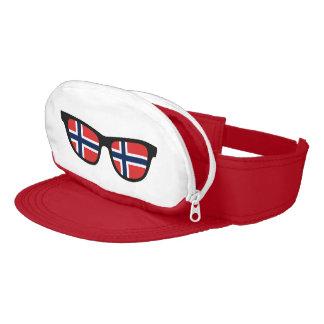 Norway Shades Cap-Sac Visor
