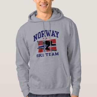 Norway Ski Team Pullover