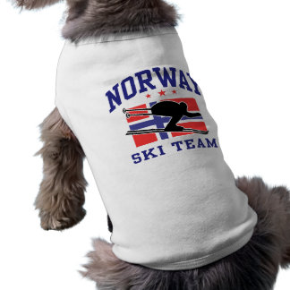 Norway Ski Team Shirt