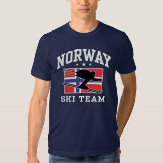 Norway Ski Team T Shirt
