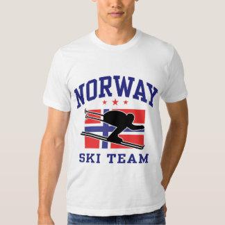 Norway Ski Team Tee Shirt