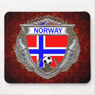 Norway Soccer Mousepad