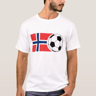Norway Soccer T-Shirt