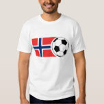 Norway Soccer Tee Shirts
