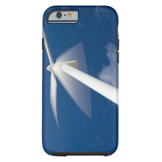 Norway, Sogn og Fjordane. Wind mill at Kråkenes. Tough iPhone 6 Case