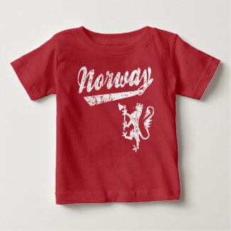 Norway Sporty Style Baby T-Shirt