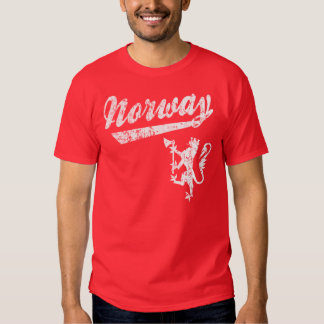 Norway Sporty Style Tees