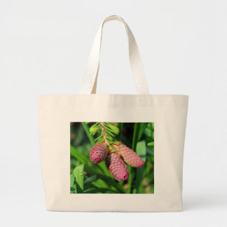 Norway Spruce I Large Tote Bag