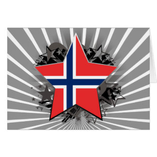 Norway Star Card