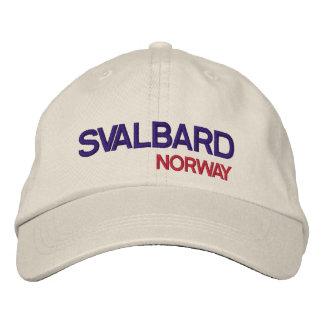 Norway Svalbard* Adjustable Hat Embroidered Baseball Caps