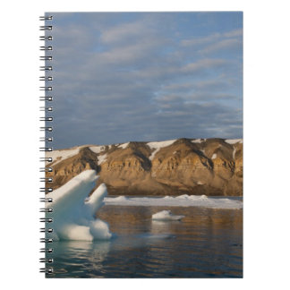 Norway, Svalbard, Spitsbergen Island, Setting Notebook