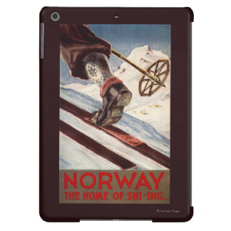 Norway - The Home of Skiing iPad Air Cases