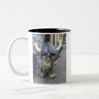 Norway Two-Tone Coffee Mug