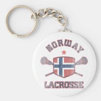 Norway-Vintage Keychain