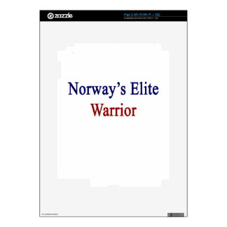 Norway's Elite Warrior Skin For The iPad 2