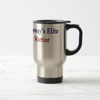 Norway's Elite Warrior Travel Mug