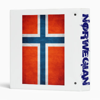 Norwegian 3 Ring Binder