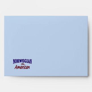 Norwegian American Envelope
