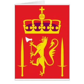 Norwegian army, Norway Card