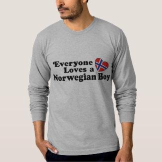 Norwegian Boy Shirt