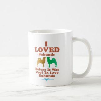 Norwegian Buhund Classic White Coffee Mug