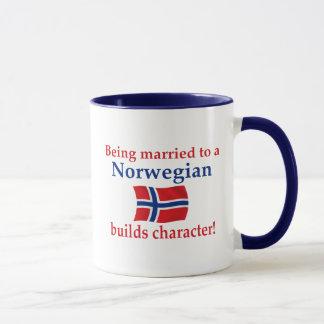 Norwegian Builds Character Mug