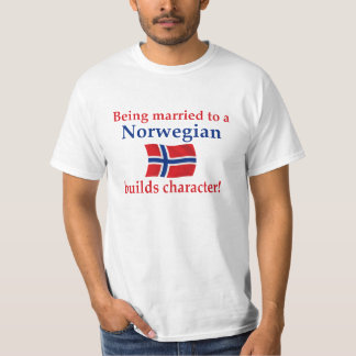 Norwegian Builds Character T-Shirt