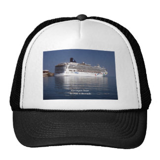 Norwegian Dawn in Bermuda Trucker Hat