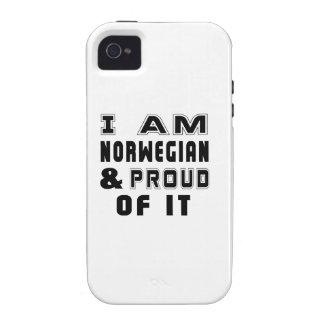 NORWEGIAN DESIGNS Case-Mate iPhone 4 CASES