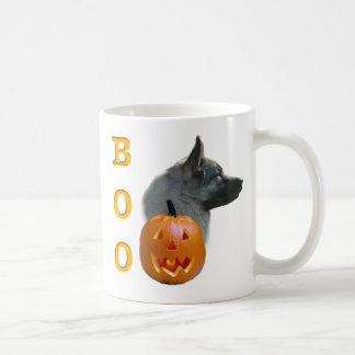 Norwegian Elkhound Boo Coffee Mug