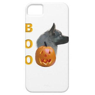 Norwegian Elkhound Halloween Boo iPhone SE/5/5s Case